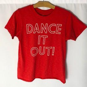 Jcrew Dance it Out T-shirt